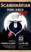 Scandinavian PunkRock PARTY! Garage & cie