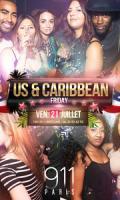 US & Caribbean Friday !