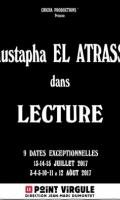 MUSTAPHA EL ATRASSI - LECTURE