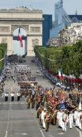 Défilé du 14 Juillet - fête nationale du 14 juillet
