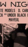 Jeudi Techno x RAW : I Hate Models • D. Carbone • Mørbeck x UBH