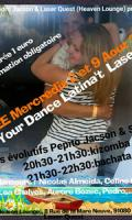 Share you dance latina't laser quest