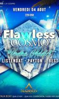 Flawless cosmo x full outdoor party x Madison beach x Paris x friday 4th
