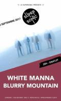 White Manna au Supersonic // Free