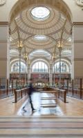 Bibliothèque de l'INHA (Institut national d'histoire de l'art)  - Salle Labrouste - Journées du Patrimoine 2017
