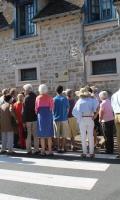 Rendez-vous devant la mairie de Bourron-Marlotte - Journées du Patrimoine 2017