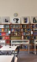 Bibliothèque nordique - Département spécialisé de la bibliothèque Sainte-Geneviève - Journées du Patrimoine 2017
