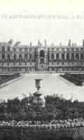 Circuit dans la ville, RDV au Pavillon Henri IV - Journées du Patrimoine 2017