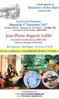 Domaine de Bon Repos - Journées du Patrimoine 2017