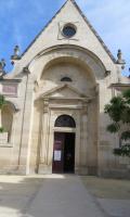 Chapelle de l'hôpital Saint-Louis - Journées du Patrimoine 2017