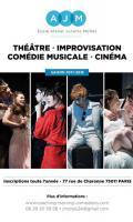 Cours Théâtre et Cinéma pour Débutants