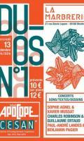 DUOS N°1- Label Apocope & Le CESAN