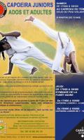 Rentrée des cours de capoeira spécial étudiants