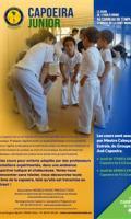 Rentrée des cours de capoeira enfants Paris Jourdain