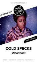 Cold Specks au Supersonic // Free