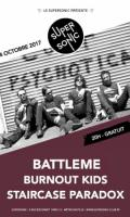 Battleme • Burnout Kids • Staircase Paradox / Supersonic - Free