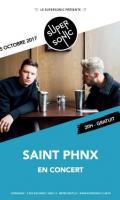 Saint PHNX au Supersonic / Free