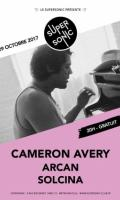 Cameron Avery • Arcan • Solcina / Supersonic - Free
