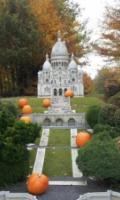 Halloween à France miniature