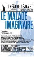 Le malade imaginaire au Théâtre Déjazet