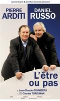 L'ETRE OU PAS - DE JEAN-CLAUDE GRUMBERG