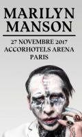 MARILYN MANSON + 1ère Partie
