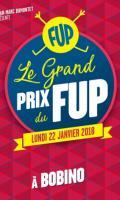 LE GRAND PRIX DU FUP - FESTIVAL D'HUMOUR DE PARIS