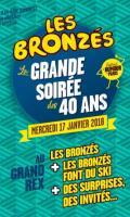 LES BRONZES - FESTIVAL D'HUMOUR DE PARIS