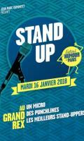 LA GRANDE SOIREE DU STAND UP - FESTIVAL D'HUMOUR DE PARIS