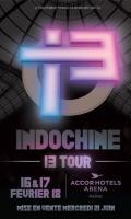 INDOCHINE - 13 TOUR