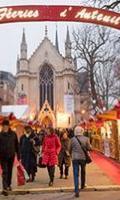 Marché de Noël des Fééries d'Auteuil