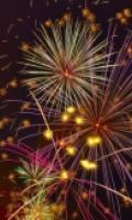 Feu d'artifice du 14 juillet à Orly - Fête Nationale