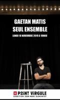 GAETAN MATIS - SEUL ENSEMBLE
