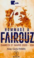 HOMMAGE A FAIROUZ