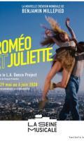 ROMEO ET JULIETTE - BENJAMIN MILLEPIED