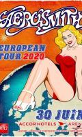 AEROSMITH - EUROPEAN TOUR