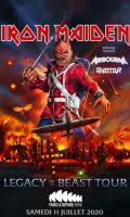IRON MAIDEN - The Legacy Of The Beast Tour