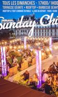 SUNDAY CHILL : BARBECUE GÉANT SUR LES TOITS DE PARIS (GRATUIT / TERRASSE GÉANTE / ROSÉ / ROOFTOP / MOJITOS)
