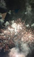 Feu d'artifice du 13 juillet à Montigny les Cormeilles
