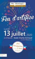 Bal et feu d'artifice du 13 juillet à Montmagny