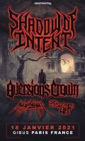 SHADOW OF INTENT + GUEST
