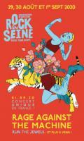Rock en Seine 2020 [Nouveau format / Annulé]