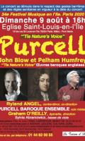 Purcell 'Tis Nature's Voice