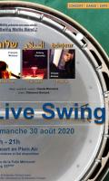 Live Swing Concert  : Accords imparfaits