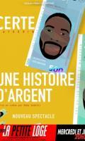 CERTE MATHURIN - UNE HISTOIRE D'ARGENT