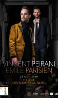 VINCENT PEIRANI ET EMILE PARISIEN - ABRAZO