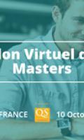 Salon Virtuel des meilleurs Masters - France - organisé par QS