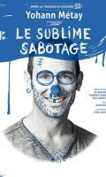 YOHANN METAY - LE SUBLIME SABOTAGE