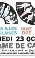 ROB MILES & LES CLES ANGLAISES - JANE DOE + MAX MAGUIRE