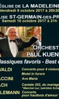 CLASSIQUES FAVORIS BEST OF - ORCHESTRE PAUL KUENTZ